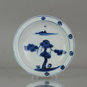 Antique Chinese Kosometsuke ca 1600-1644 Porcelain China Plate Wanli Lot...