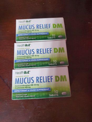 Mucus Relief