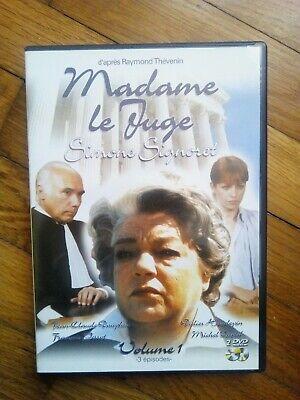 Madame La Juge Ou Le Juge : madame, MADAME, Simone, Signoret, Volume