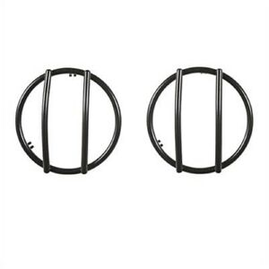 Smittybilt 5690 Euro Turn Signal Guards 2-Piece For 2007