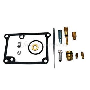 Carburetor Carb Rebuild Kit Repair For 1988-2006 Yamaha