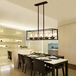 kitchen lamp cottage style chairs large chandelier lighting glass pendant light modern image is loading