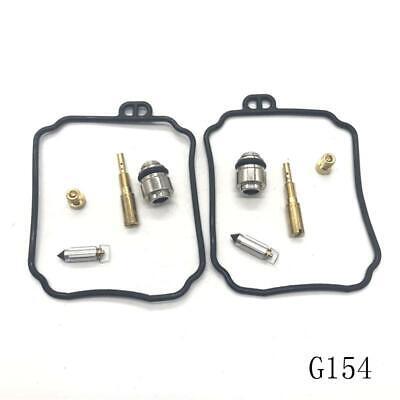 2 Sets Carburetor Carb Repair Rebuild Kit For Hyosung