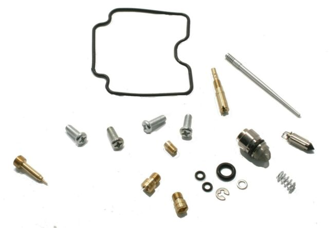 Can-Am Outlander 330, 2004-2005, Carb / Carburetor Repair