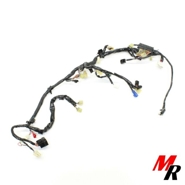 YAMAHA 2003 YZFR6S R6S R6 S MAIN ELECTRICAL WIRE WIRING