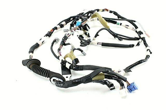 2004-2009 LEXUS RX 350 330 400H LIFTGATE WIRE HARNESS ASSY