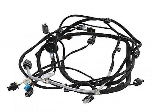NEW MB C COUPE C205 REAR BUMPER ELECTRICAL WIRING HARNESS