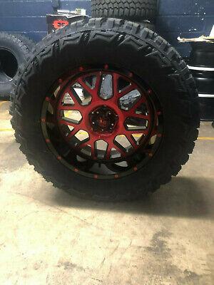 Xd Jeep Wheels : wheels, 20x10, XD820, Grenade, Wheels, Tires, Package, Wrangler