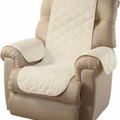 Arm Chair Covers Ebay Wrought Iron Rocking Chairs Quilted Pet Cover Image Is Loading