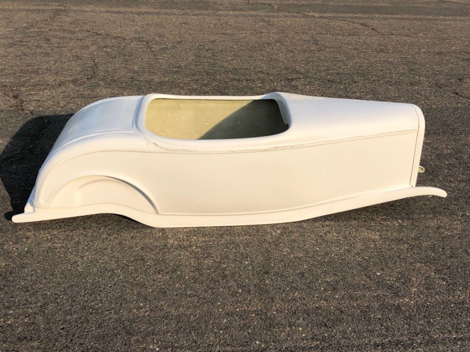 Pedal Car Stroller Fiberglass Body