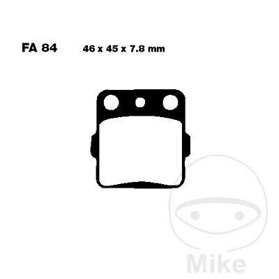 EBC R ATV & Dirt Front Brake Pads FA084R Arctic Cat DVX