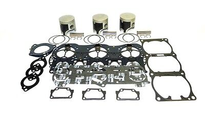 Yamaha 1200 GP XLT Platinum Top End Rebuild Kit .25mm Over