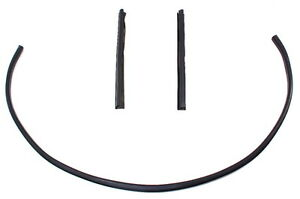 Engine Bay Hood Seal Rubber Weather Stripping 98-04 Audi