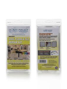 Vinyl Floor and Vinyl Tile Repair Kit  Heat Cure  eBay