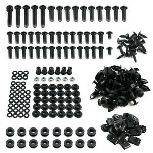 Supersport Body Screws Faring Bolts Kit fit Yamaha YZF R6