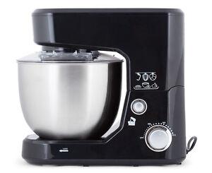 Healthy Choice 1000W Kitchen Mixer  Black 9324008019132