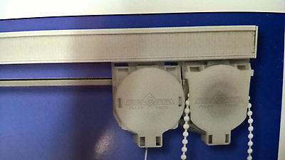 Vetrotenda propone una serie di complementi d'arredo e mobili realizzati completamente in pallet. Bastone Velcrato Per Tende A Pacchetto Su Misura Alberino Piccolo Ebay