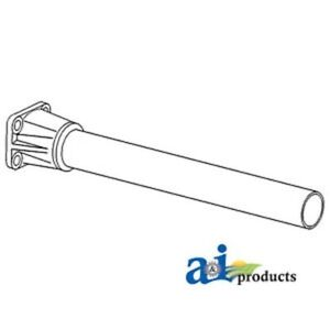 1883132M91 Steering Column Tube Assembly Fits Massey