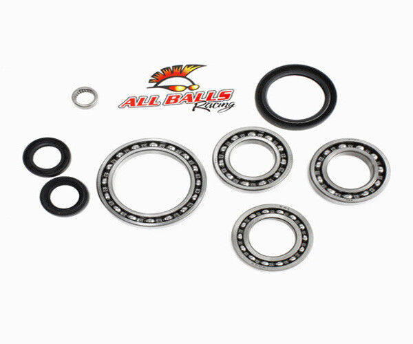 YAMAHA RHINO, GRIZZLY, KODIAK 450 660 FRONT DIFFERENTIAL