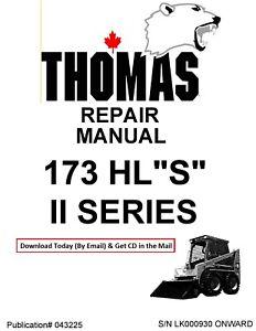 THOMAS 173 HL