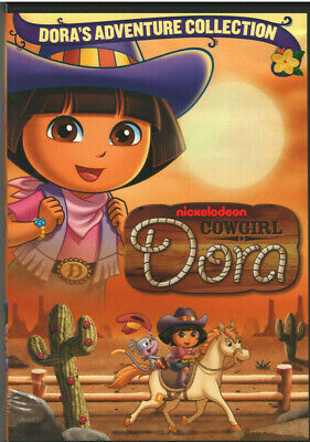 Nick Jr Tape Early 2012 : early, EXPLORER, Cowgirl, (DVD,, 2012), 97361465548