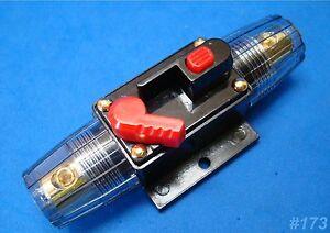 30 Amp Automotive Circuit Breaker
