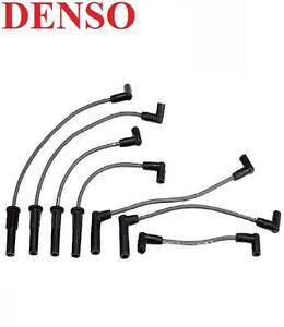 DENSO Spark Plug Ignition Wire Set For Jeep Grand Cherokee