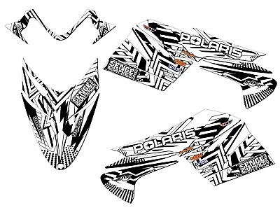 2005 2006 2007 2008 2009 2010 POLARIS RMK GRAPHICS KIT