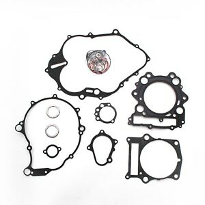 Raptor 660 Cometic Complete Gasket Kit stock bore 100mm
