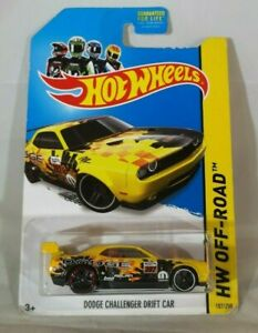 Dodge Challenger Off Road : dodge, challenger, Wheels, Dodge, Challenger, Yellow, Drift, Rally, Off-Road