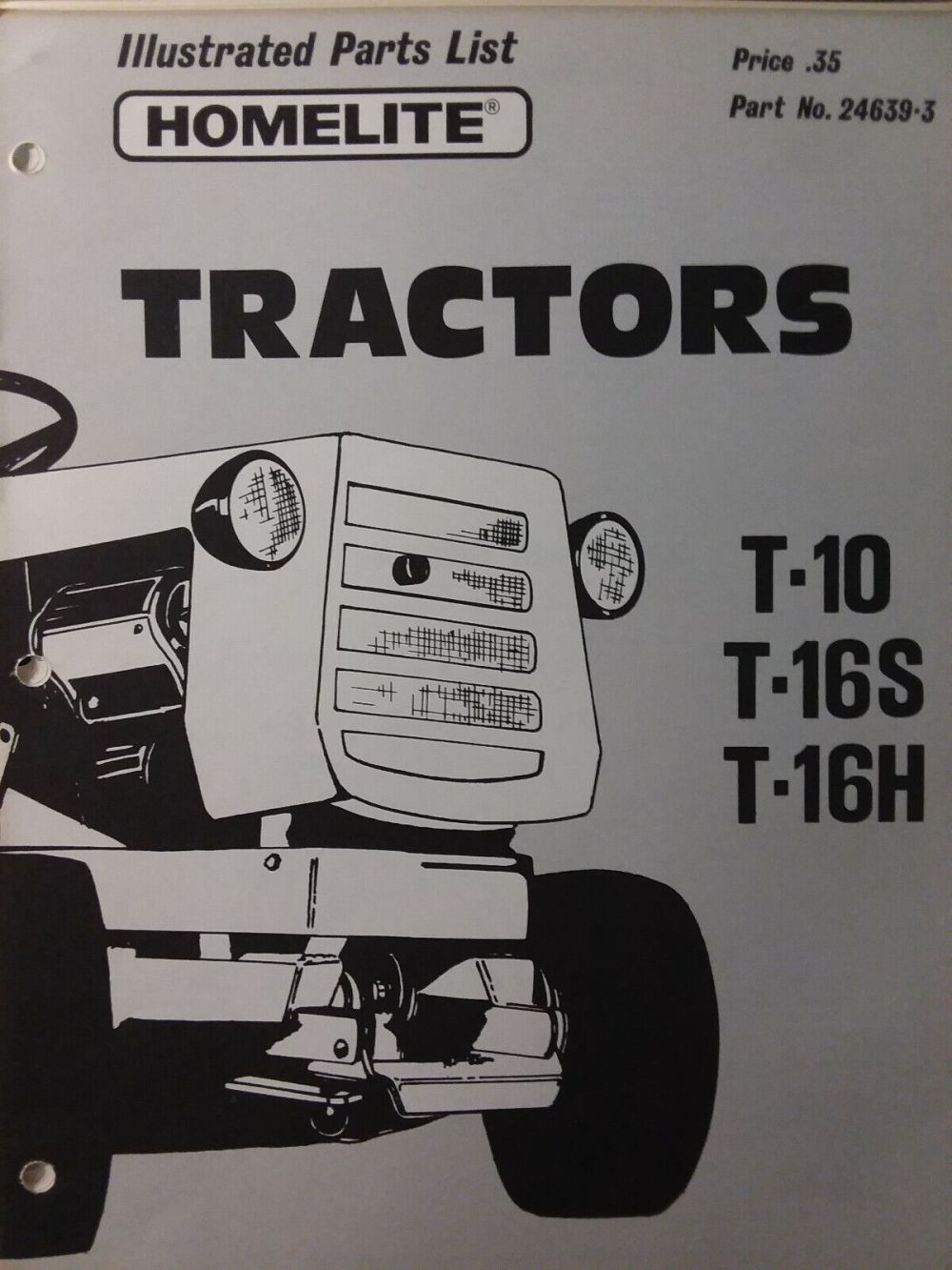 medium resolution of homelite t 16 lawn mower garden tractor parts or restore simplicity 3416 for sale online ebay