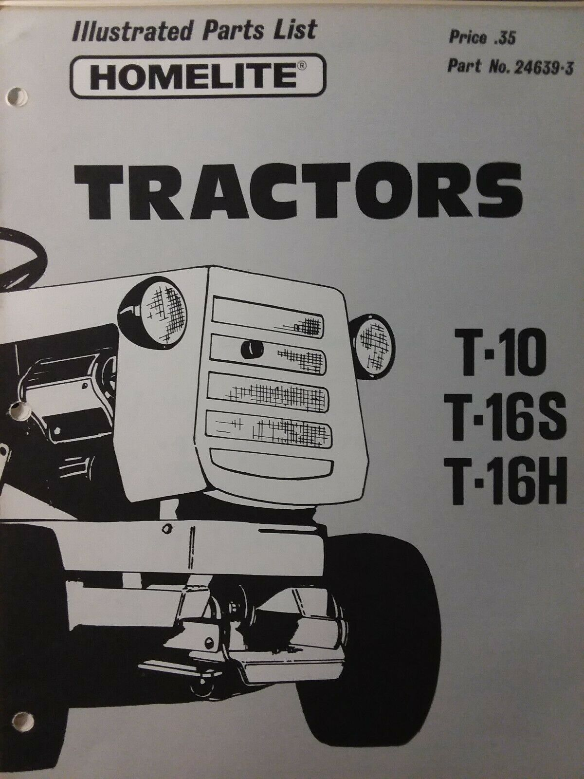 hight resolution of homelite t 16 lawn mower garden tractor parts or restore simplicity 3416 for sale online ebay