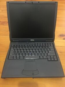 Dell Latitude C600 Laptop PP01L * Working * With Battery