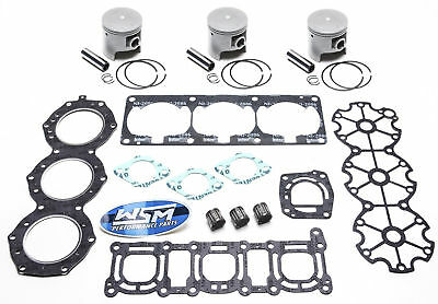Yamaha Wave Raider Venture 1100 Top End Rebuild Kit Piston