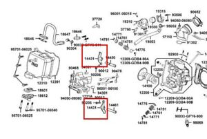 Rocker Arm for Kymco Dink 250 Bet & Win 250 People 250
