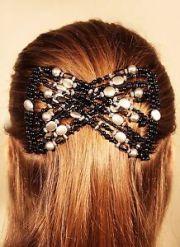 women magic hair clips ez double