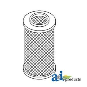 70269856 Hyd. Oil Filter Fits Allis-Chalmers Tractor: 7010