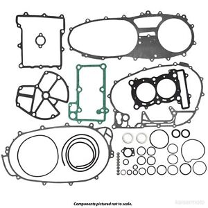 Upper For Yamaha TMAX XP 500 01-11 Complete Engine Gasket