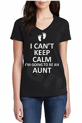 Baby Shower Shirt Ideas For Aunts : shower, shirt, ideas, aunts, V-neck, Can't, Going, Shirt, Shower