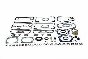 Complete Engine Motor Gasket Seal O Ring Kit Set Harley