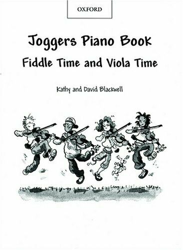 Joggers Piano Book (Fiddle Time and Viola Time) Sheet