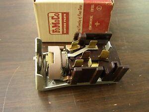 NOS OEM Ford 1960 1961 Falcon Headlight Switch Headlamp | eBay