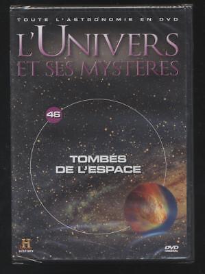 L Univers Et Ses Mysteres : univers, mysteres, TOMBES, ESPACE, UNIVERS, MYSTÈRES, N°46, ASTRONOMIE