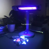 Geological Fluorescent Minerals Glow Table SW Shortwave ...