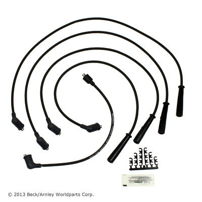 BECK/ARNLEY 175-4829 Spark Plug Wire Set fits Opel LUV S10
