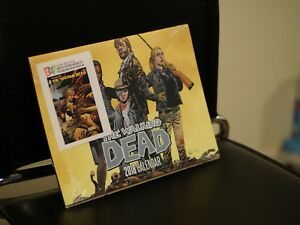 Walking Dead GO EXCLUSIVE Calendar 2018 VARIANT COMIC BOOK NEW FREE SHIPPING