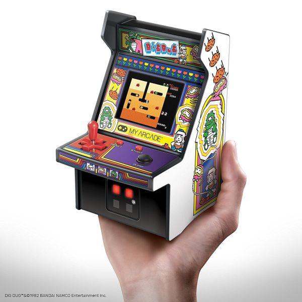 Arcade Pacman Galaga Dig Dug Bandai Namco Retro