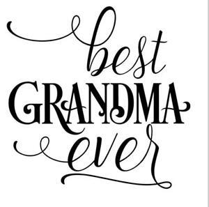 details about best grandma