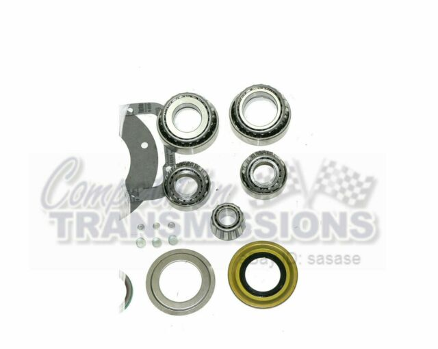 Ford Truck ZF S5-42 1987-95 Rebuild Kit with Synchros 5