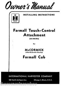 Farmall H Electrical Wiring Diagram Farmall H Generator